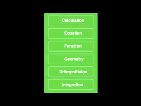 Video of Differentiation