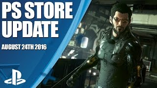 PS Highlights 24th August 2016: A great week for PS4