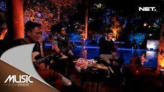 Ada Band -  Kau Auraku- Music Everywhere Netmediatama