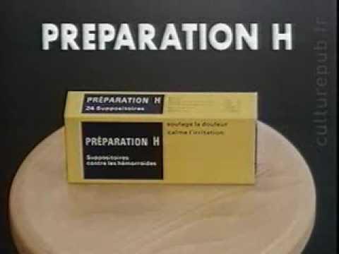 PREPARATION H - LE TABOURET