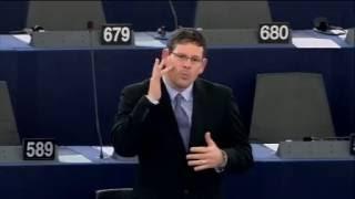 Képviselői felszólalás – 2016.07.04. Strasbourg