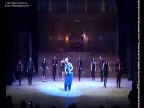 Taki Mobinil Dance (видео)