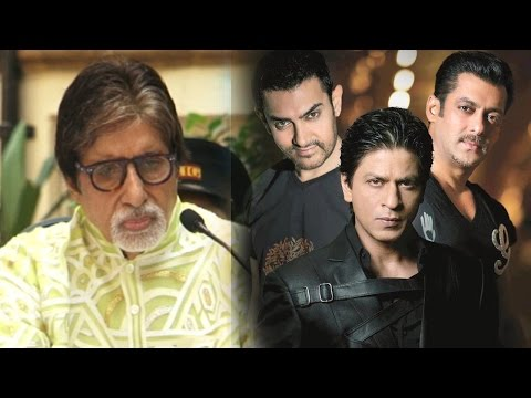 What Amitabh Bachchan Really Thinks About Shahrukh