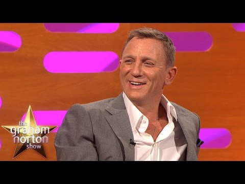 Daniel Craig's Dangerous Bond Stunt Injuries - The Graham Norton Show