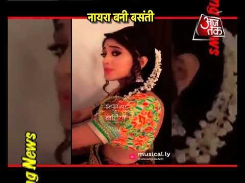 Yeh Rishta Kya Kehlata Hai: Naira's Basanti Swag