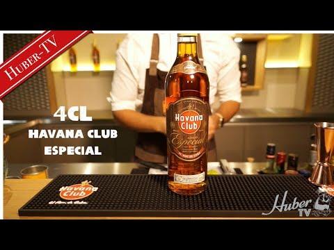 HUBER-TV präsentiert Havana Club Especial!