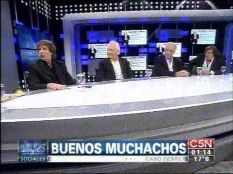 C5N - BUENOS MUCHACHOS: PROGRAMA 1 - 20/04/2013 (PARTE 3)