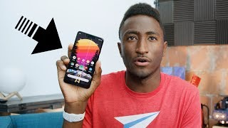 My Pixel 3 Display Problem? Ask MKBHD V33!