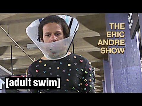 The Best Of Eric Andre On The New York Subway | The Eric Andre Show