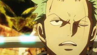 Sanji Zoro & Luffy Finisher - One Piece Heart Of Gold Eng Sub