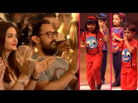 Aaradhya Bachchan | Azad Khan | CUTE DANCE Video |