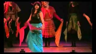 Fårfest I Kil 2012 - Sweden - Iranian Dance - رقص ایرانی