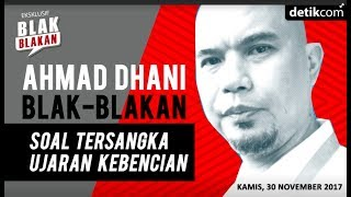 Video Blak-blakan Ahmad Dhani Soal Status Tersangkanya MP3, 3GP, MP4, WEBM, AVI, FLV April 2019