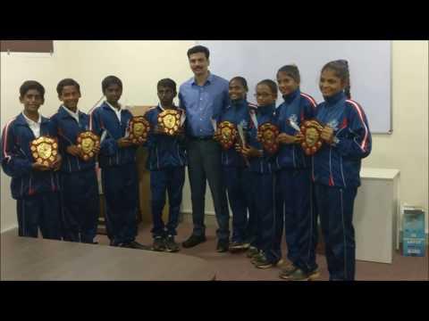 Award Winning Performance By TMR Schools Students