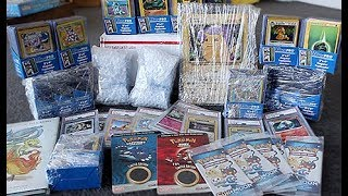 Buying A Pokemon Card Collection Off Ebay ($$$$$) by Unlisted Leaf