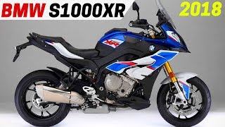 9. NEW 2018 BMW S1000XR - Redesign With New Color And Pro Seat