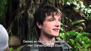 Nonton Journey 2  The Mysterious Island Trailer   Nederlands Ondertiteld Film Subtitle Indonesia Streaming Movie Download