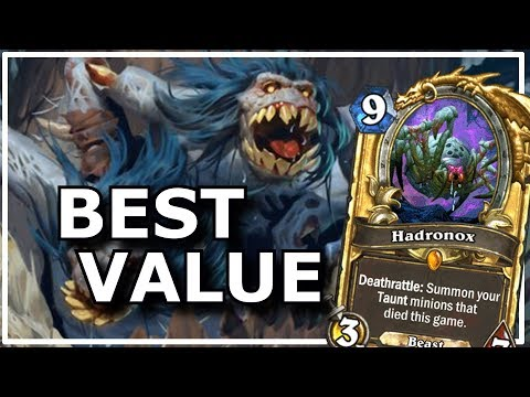 Hearthstone - Best Value Moments | Frozen Throne