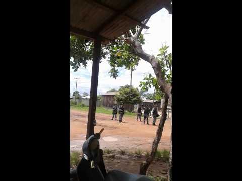 Parcificação de invasão em juruti