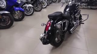 8. Мотоцикл HONDA VT750CS Shadow K00495