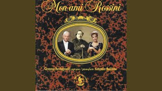 Provided to YouTube by Believe SAS Aragonese · Antonio Ballista. Gemma Bertagnolli Rossini : Mon ami Rossini ℗ La Bottega Discantica Released on: 1996-11-15 ...