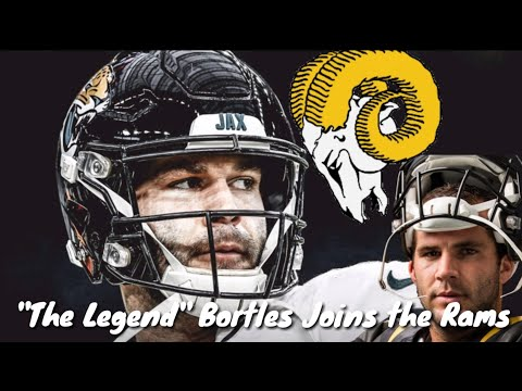 Blake Bortles fits perfectly with the Rams