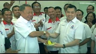 Video Peresmian kantor DPW Partai Perindo semarang MP3, 3GP, MP4, WEBM, AVI, FLV Desember 2017