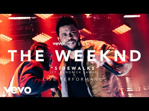 Sidewalks (Vevo Presents) [Feat. Kendrick Lamar]