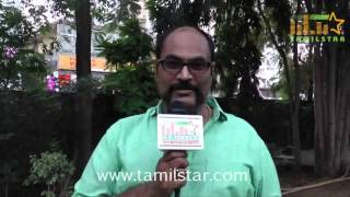 Kavithabharathi at Kalla Padam Movie Press Meet