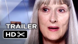 The Giver Official Trailer #2 (2014) - Meryl Streep, Jeff Bridges Movie HD