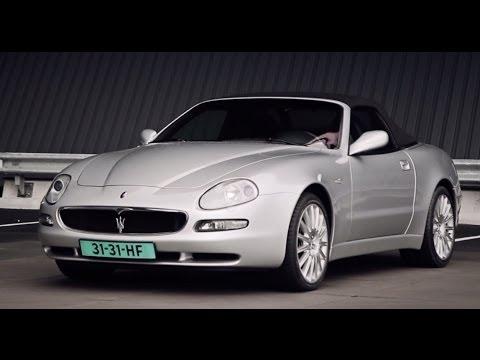 Maserati 4200 GT Spyder review