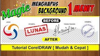 Video [MAGIC] Cara Menghapus Background di Coreldraw - Tutorial Coreldraw MP3, 3GP, MP4, WEBM, AVI, FLV Juli 2018