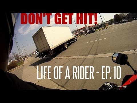 Life of a Rider - Ep. 10 (Hey Cutie, Kill Switch, STOP!)