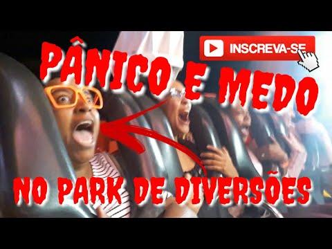 PÂNICO NO PARQUE DE DIVERSÕES
