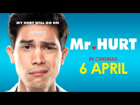 Mr Hurt - Official Trailer (In Cinemas 6 April 2017)
