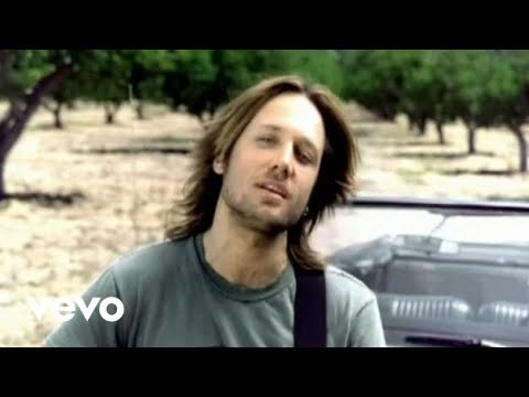 Keith - previous view count: 969552 Music video by Keith Urban performing Days Go By.