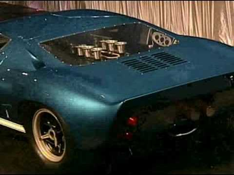 august 17 1966 - Gooding & Company Pebble Beach Auction - 1966 Ford GT40 Mk I. August 17, 2008.
