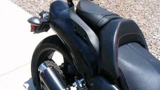 7. 2009 Yamaha VMax with Gurued ECU and Holeshot 10