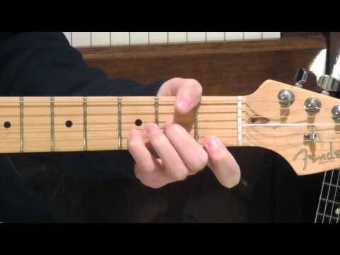 When You're Gone Bryan Adams Guitar Tutorial