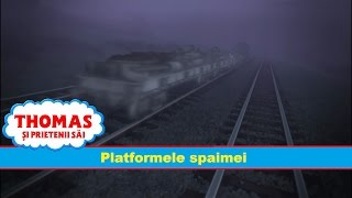Video Thomas si prietenii sai - S18E03 - Platformele spaimei [Flatbeds of Fear] [HD] MP3, 3GP, MP4, WEBM, AVI, FLV Oktober 2018