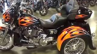 7. 2017 Custom Harley Davidson Tri Glide Trike for sale in Florida ` 2019
