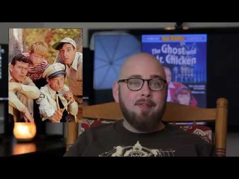 Movie Review For The Ghost And Mr Chicken