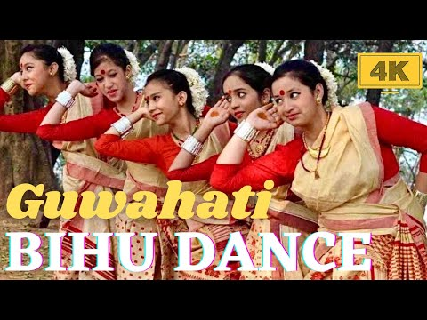Video Bihu Folk Dance Assam India in 4K - Elegant, Graceful, Joyous download in MP3, 3GP, MP4, WEBM, AVI, FLV January 2017