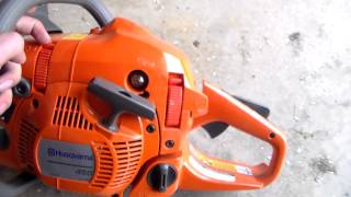 7. Stihl MS271 VRS Husqvarna 450