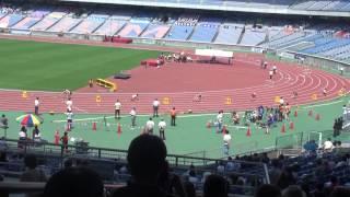 関東関西インカレ女子400mH