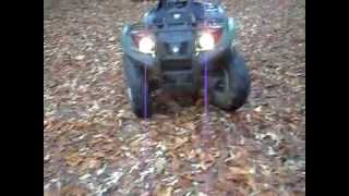 10. 2007 Yamaha Grizzly 400