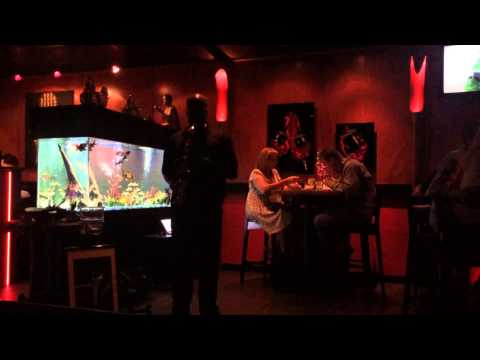 The Girl of Ipanema Saxophone by Mr. Randy Corinthian @ Thai Spice Fort Lauderdale