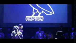 Drake & Lil Wayne vídeo clip The Motto (Cash Money Pre-Grammy Party) (Live)