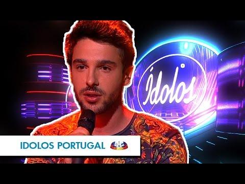 LUÍS TRAVASSOS - TASCO DA MOURARIA - GALA 01 - IDOLOS (видео)