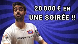 Video YOH VIRAL : + 20 000€ EN UNE SOIREE !! MP3, 3GP, MP4, WEBM, AVI, FLV Agustus 2017